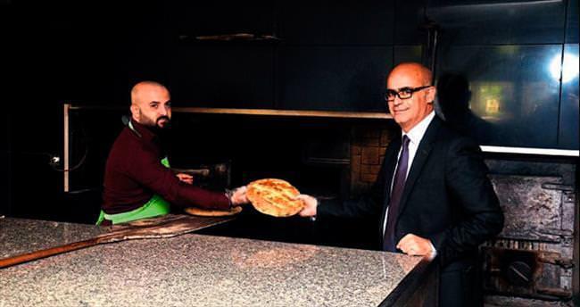 AZİZ SERÇE: Ekmeğe dair