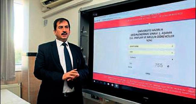 MEB'den adaylara e-deneme sınavı