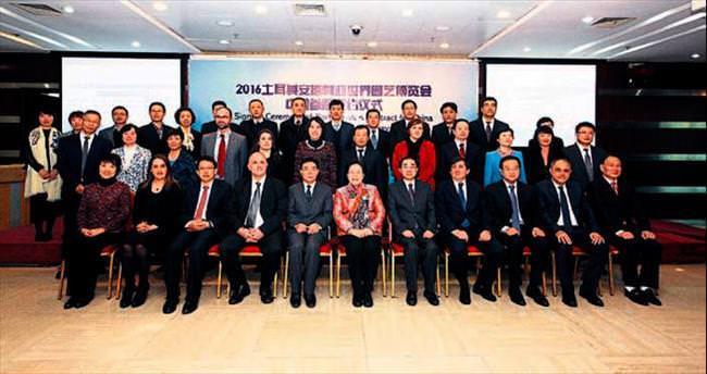 Çin en görkemli bahçesini EXPO 2016 için hazırlıyor