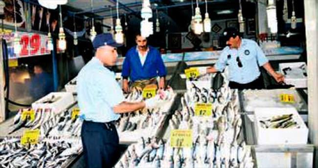 Uygunsuz balığa 95 bin lira ceza