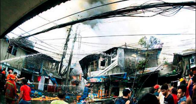 Gece kulübünde 16 kişi diri diri yandı
