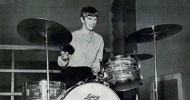 Ringo Starr'ın davul seti 2,2 milyon dolara satıldı