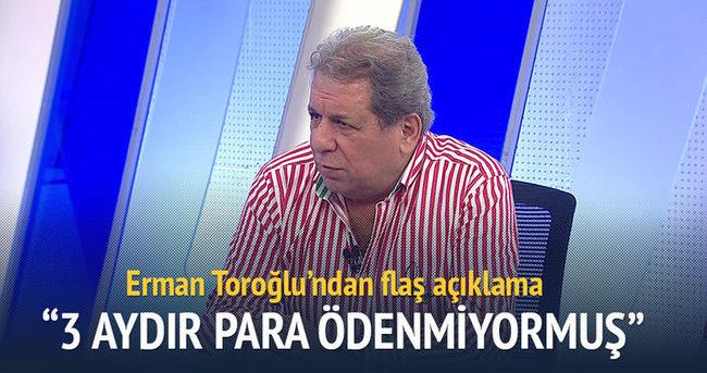 Beşiktaş'ta 3 aydır para ödenmiyormuş
