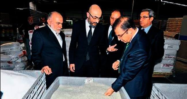 Antalya OSB'de yılın son toplantısı