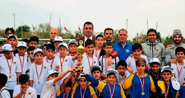 Şampiyon Çankaya Ortaokulu