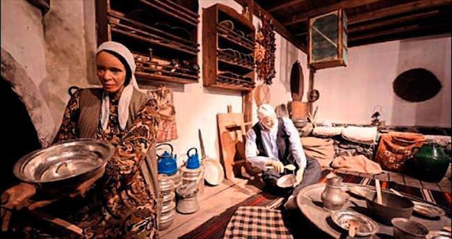 Osmaniye tarihi kent müzesinde