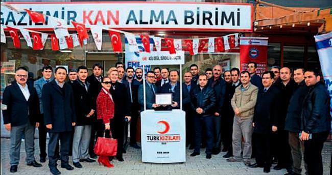 Memur-Sen İzmir, Kızılay'a 'can' olacak