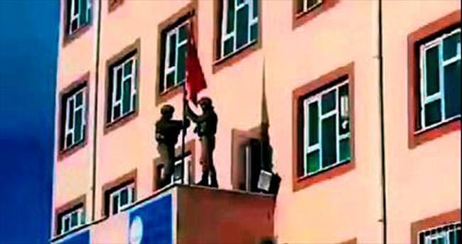 Mardin Derik'te terör örgütüne ağır darbe