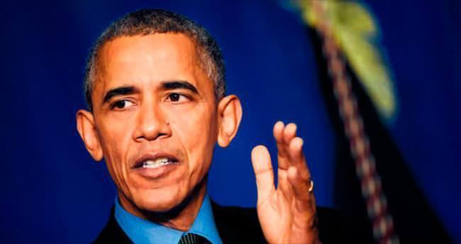 Obama 'silahsızlanma' çağrısı yaptı