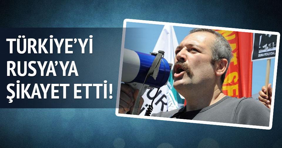 Türkiye'yi Rus radyosuna şikayet etti
