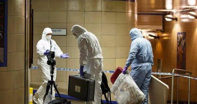 Londra metrosunda saldırı şoku!