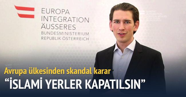 Avusturya'da İslami kreşler kapatılsın çağrısı