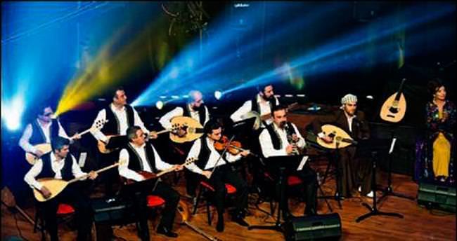 Mamak'ta Türkmen ezgileri