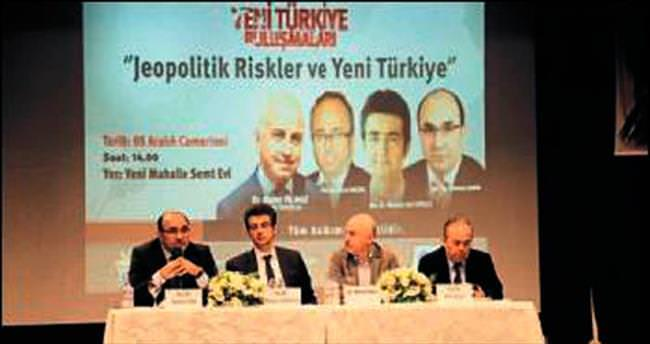 Yeni Türkiye'yi tartıştılar