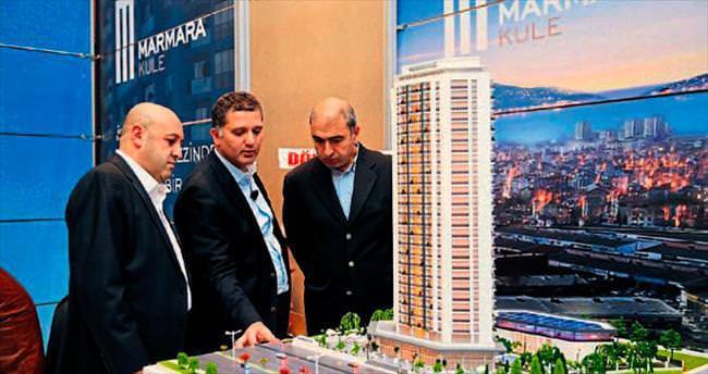Adana, 'Marmara Kule' ile İstanbul'da