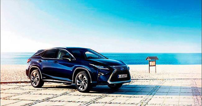Lexus Türkiye'de hedef büyüttü