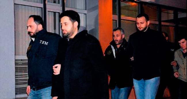 İK operasyonunda 3 kişi tutuklandı