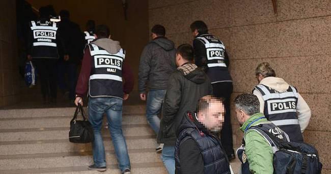 'Paralel Devlet Yapılanması' operasyonunda 10 tutuklama