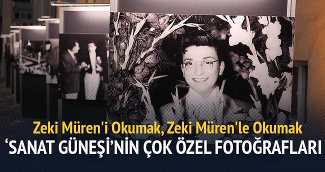 Zeki Müren'in çok özel fotoğrafları