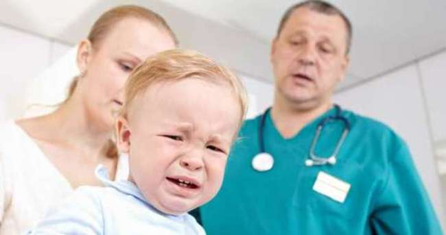 Çocuklar hastane fobisini böyle yeniyor