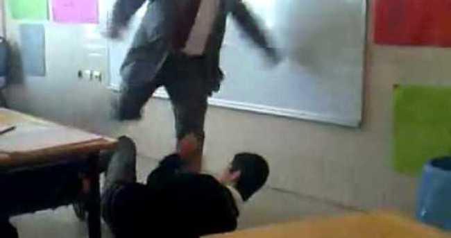 Aynı öğretmen hakkında ikinci kez dayak şikayeti