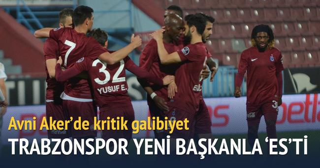 Trabzonspor ES-ES sınavını geçti