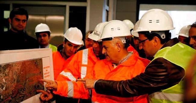 Başkan Ak: Metroyu dört gözle bekliyoruz