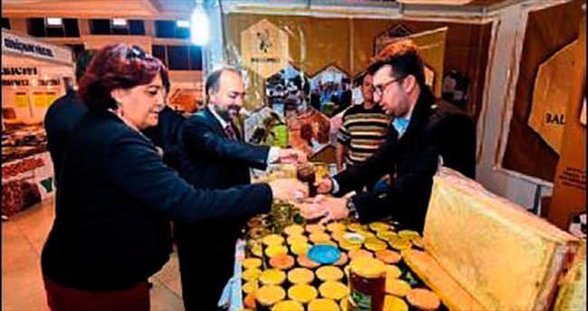 Balıkesir'de lezzet festivali başladı