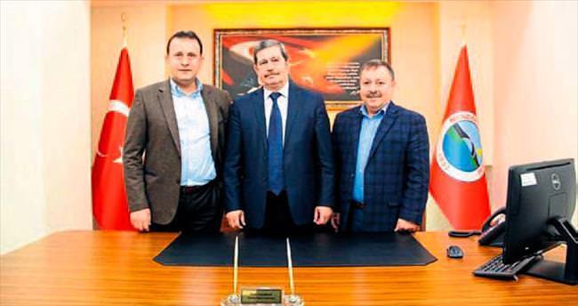 Menderes'e yeni başkan yardımcıları
