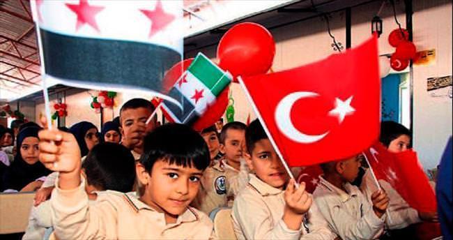 Suriyeliler Türkiye'de topluma uyum sağladı