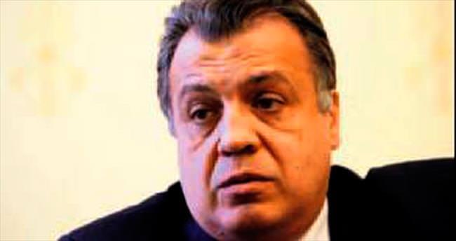 Rus Büyükelçi Dışişleri'ne çağrıldı