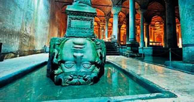 Yerebatan Sarnıcı UNESCO listesinde