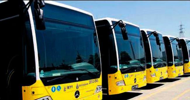 10 otobüs kiraladılar