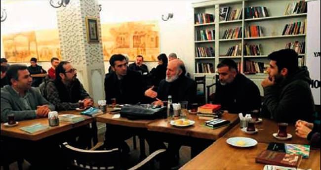 Anadolu Buluşmaları'nın konuğu Nurettin Durman