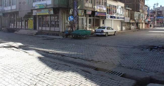 Yüksekova'da sokağa çıkma yasağı