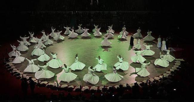 Konya'daki otellerde Mevlana törenleri yoğunluğu
