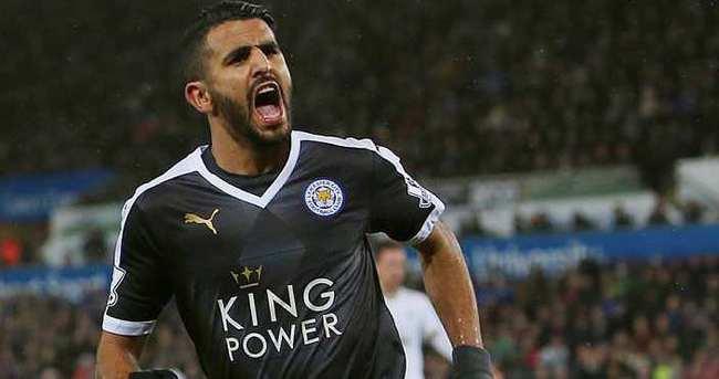 Premier Lig'de Leicester City fırtınası