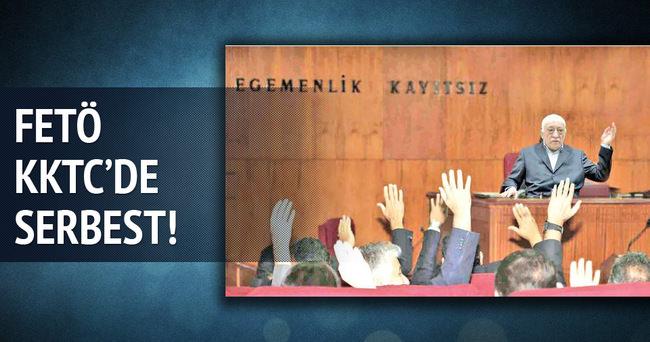 Fethullahçı Terör Örgütü KKTC'de serbest!