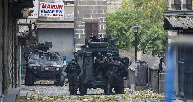 Sur'da PKK'ya yönelik operasyon sürüyor