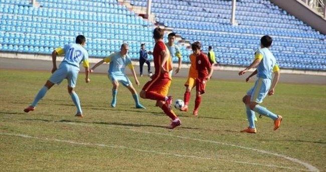 Galatasaray, Astana'yı farklı yendi