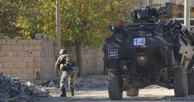 Nusaybin'de polise saldırı: 2 şehit