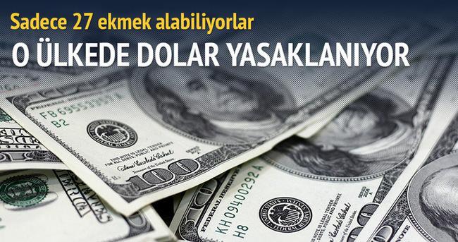Zambiya'da dolar yasaklanıyor