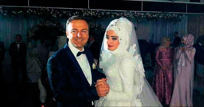 Kula Kaymakamı Güven evlendi