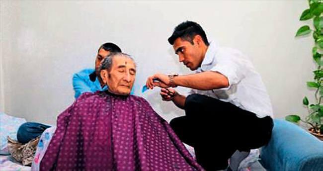 Büyükşehir'den yaşlılara destek