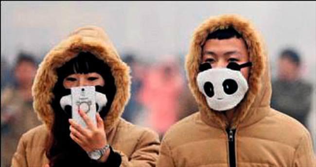Hava kirliliğinden ilk kez kırmızı alarm