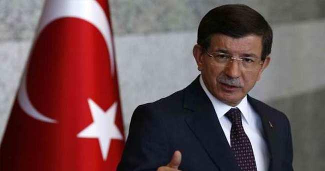 Başbakan Davutoğlu İstanbul'a gitti