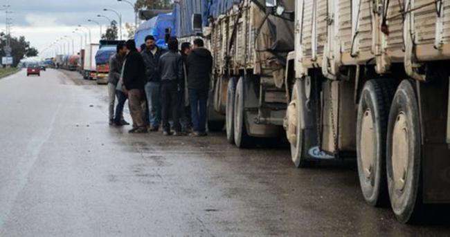 Bağdat'ta Türk mallarına ambargo