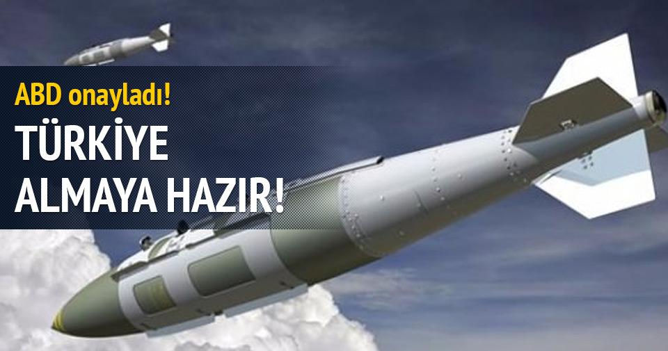 ABD'den Türkiye'ye akıllı bombaya vize!