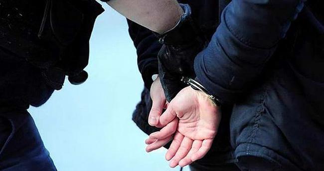 Suç makinesi polisten kaçamadı