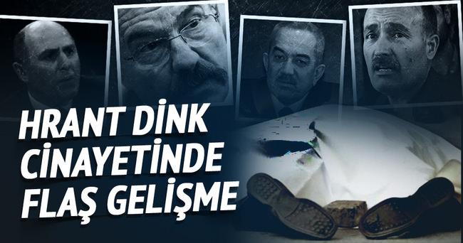 Hrant Dink iddianamesi kabul edildi